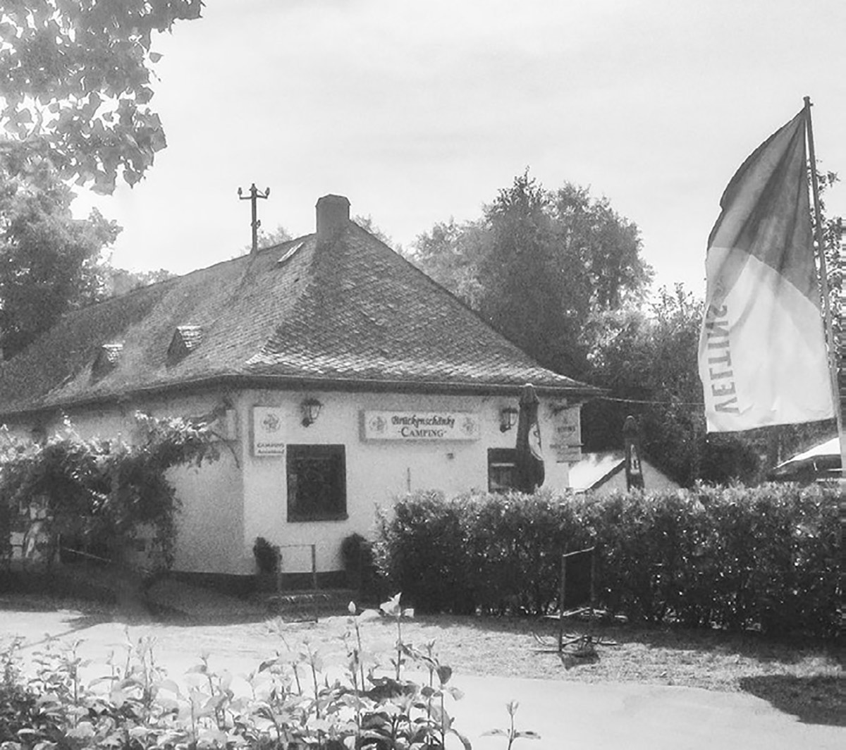 Geschichtsträchtiges Haus